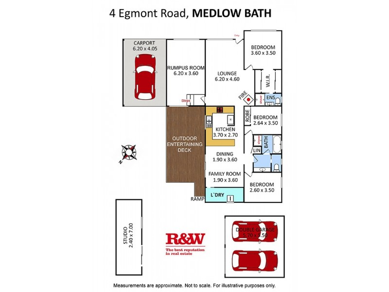 4 Egmont Road, Medlow Bath NSW 2780 Floorplan