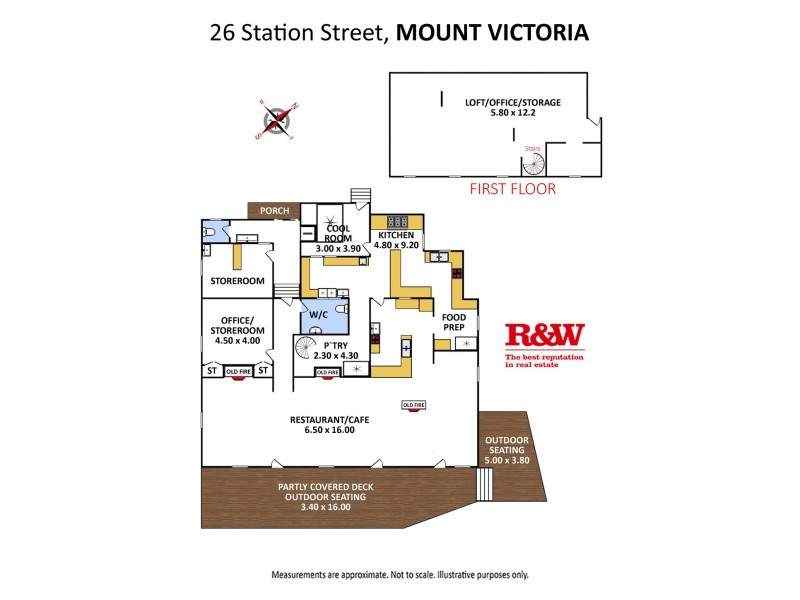 26 Station Street, Mount Victoria NSW 2786 Floorplan