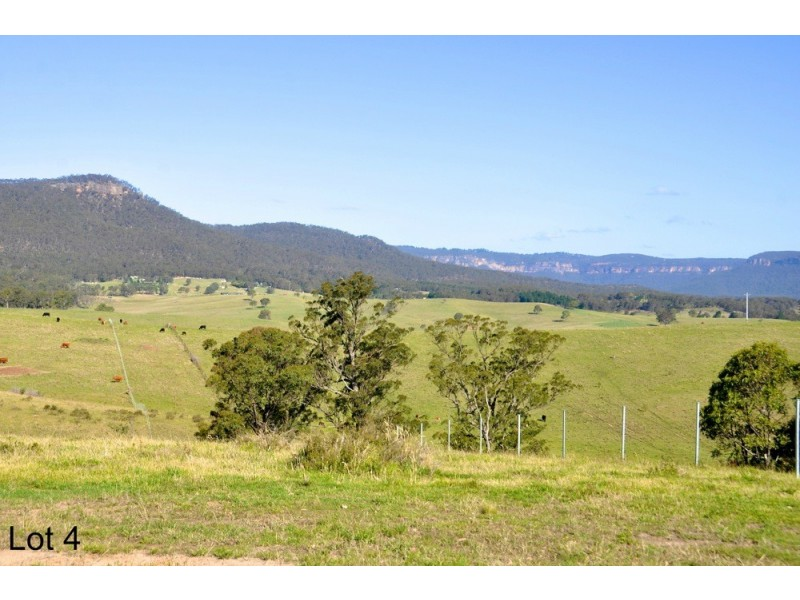 Lot 4 John Grant Road, Little Hartley NSW 2790