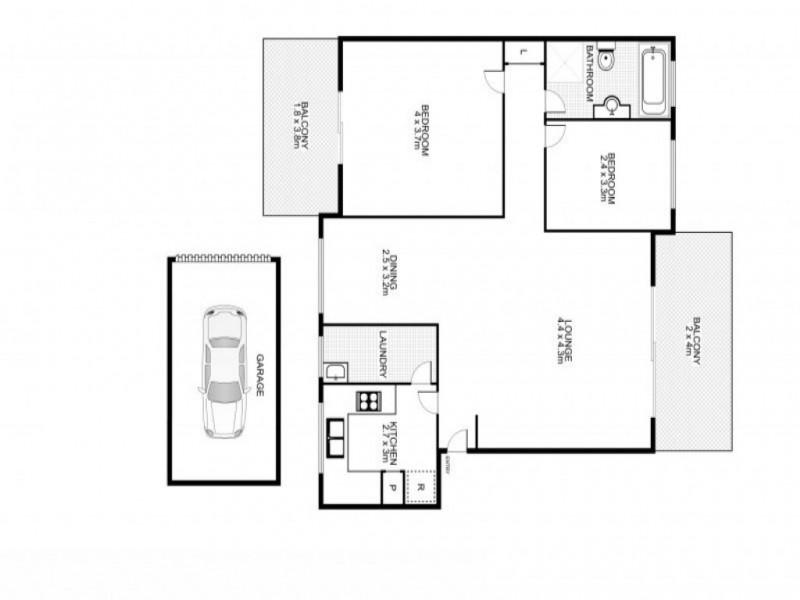 3/64-66 Kings Road, Five Dock NSW 2046 Floorplan