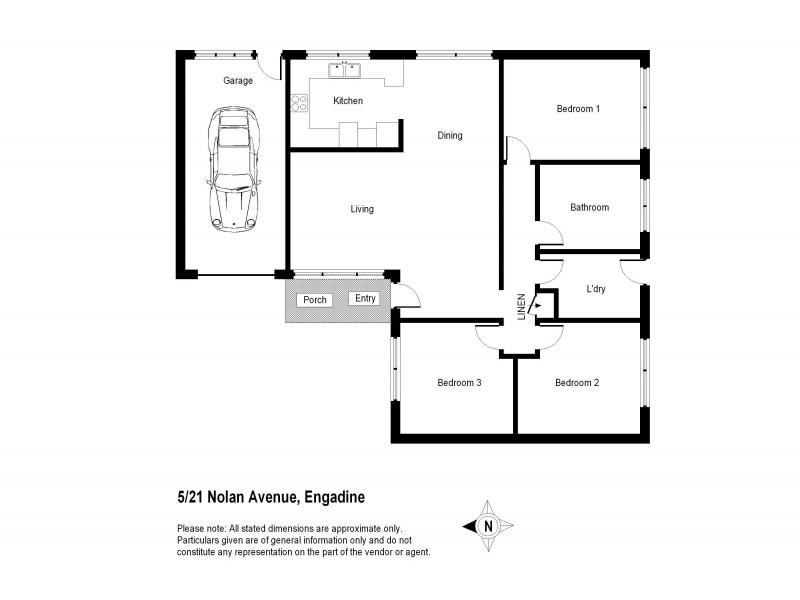 5/21-23 Nolan Avenue, Engadine NSW 2233 Floorplan