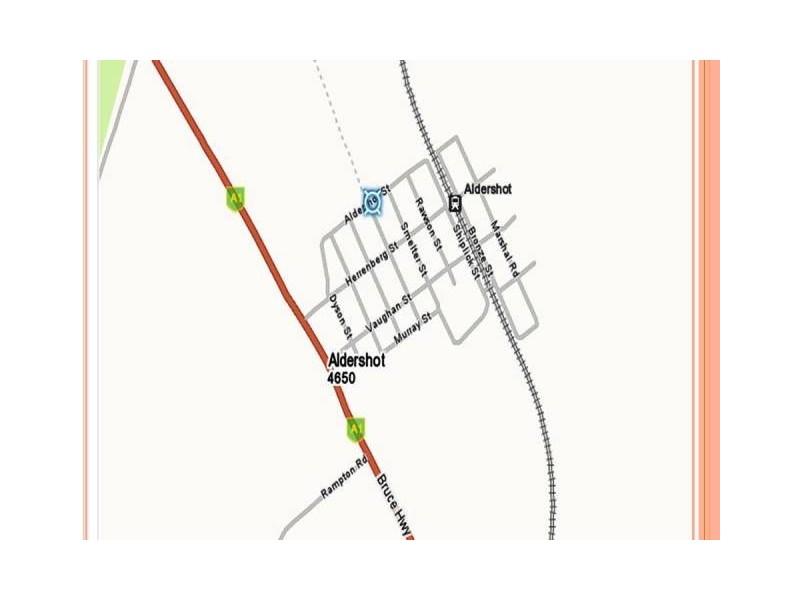 1 ALDERSHOT STREET, Aldershot QLD 4650