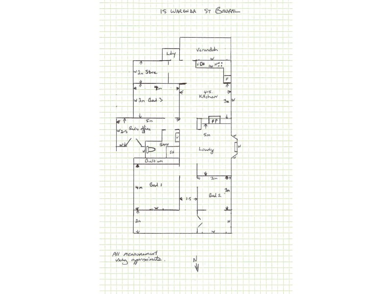 15 Warenda Street, Bowral NSW 2576 Floorplan