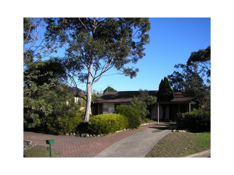 4 Cobb Place, Ambarvale NSW 2560