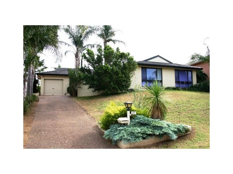 27 Clennam Avenue, Ambarvale NSW 2560