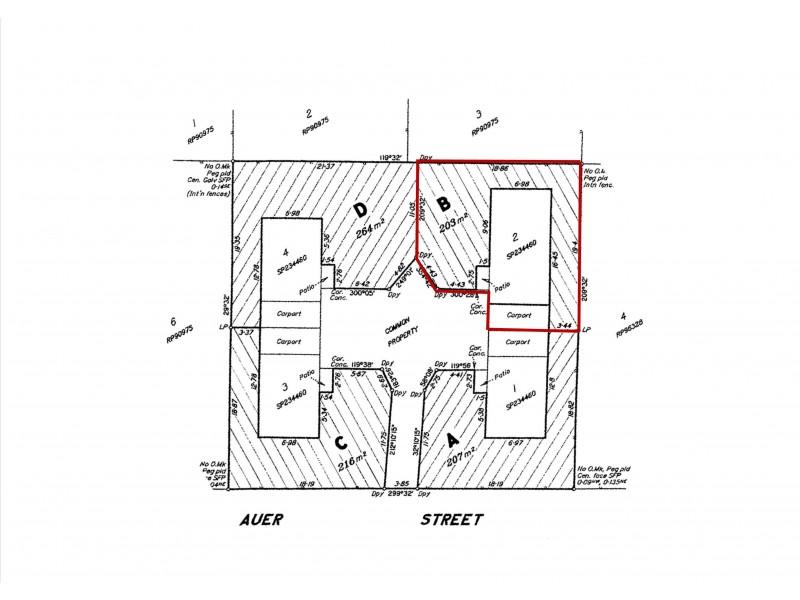 2/11 Auer Street, Kepnock QLD 4670 Floorplan