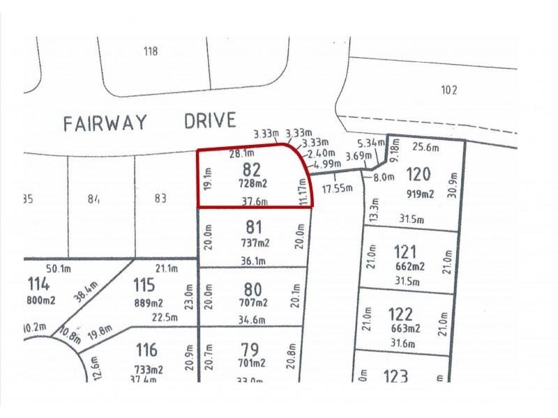 2 (Lot 82) Sorrento Drive, Bargara QLD 4670