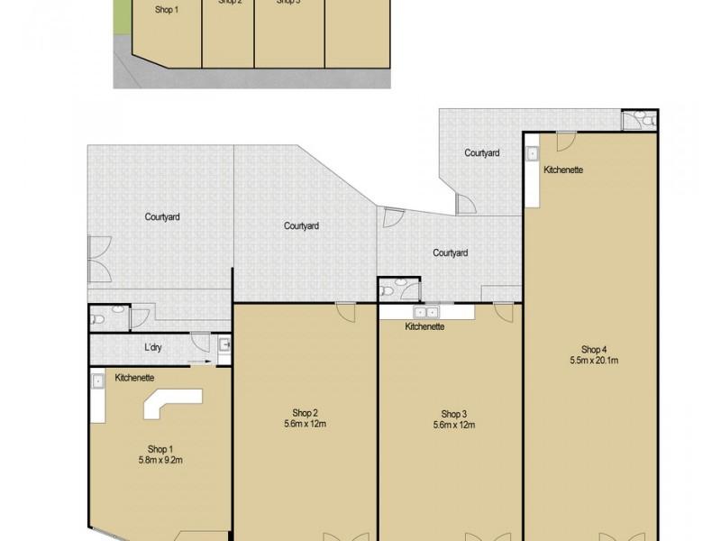 55B Turner Street, Blacktown NSW 2148 Floorplan