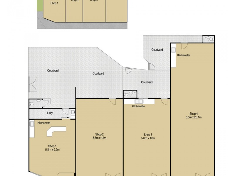 55 Turner Street, Blacktown NSW 2148 Floorplan