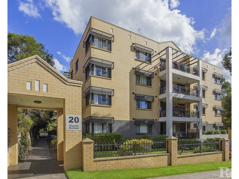 26/20-22 Fourth Avenue, Blacktown NSW 2148