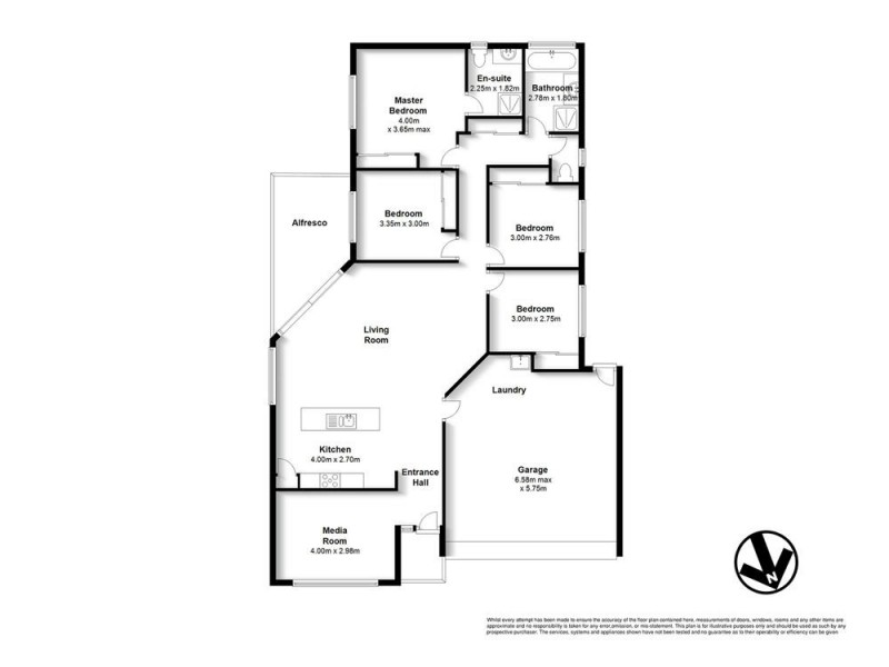 24 Elderflower Circuit, Griffin QLD 4503 Floorplan