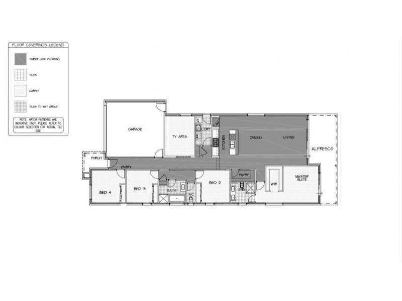 123 Richard Road, Mango Hill QLD 4509 Floorplan
