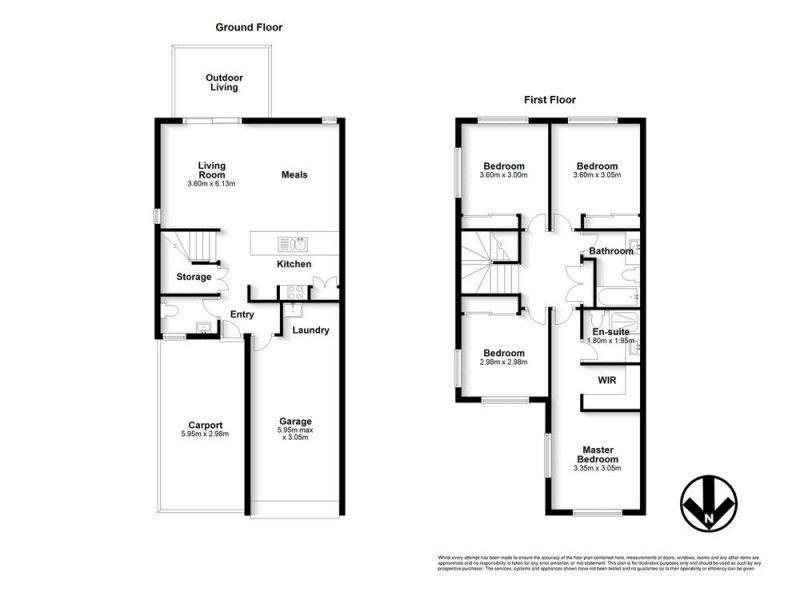 4/204 Wadeville Street, Pallara QLD 4110 Floorplan