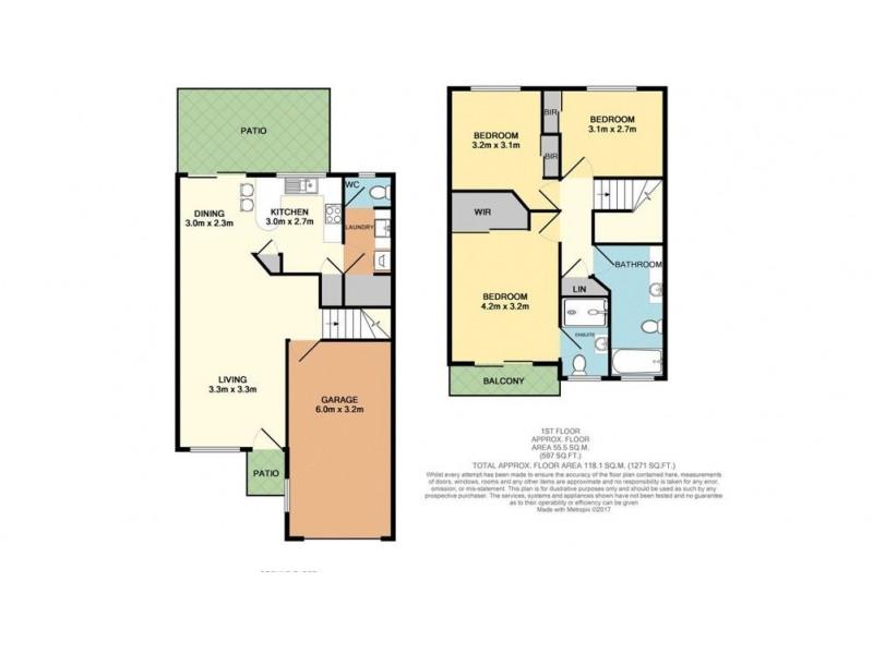 8/26-38 Petersen Road, Morayfield QLD 4506 Floorplan