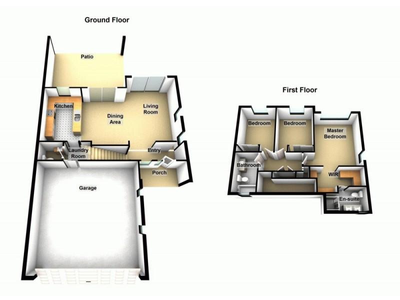 27/154 Norris Road, Bracken Ridge QLD 4017 Floorplan