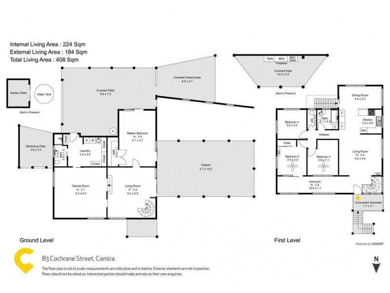 83 Cochrane Street, Camira QLD 4300 Floorplan