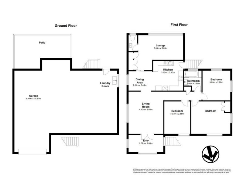 46 Pullen Road, Everton Park QLD 4053 Floorplan