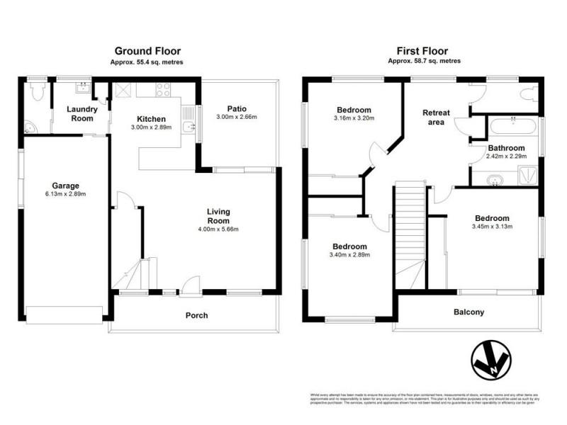4 Katherine Street, Fitzgibbon QLD 4018 Floorplan