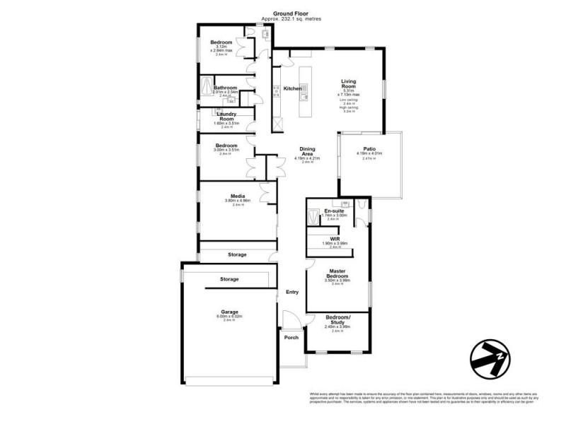 26 Petrie Crescent, Aspley QLD 4034 Floorplan