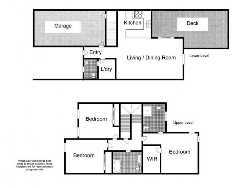 7/101 Jones Road, Carina Heights QLD 4152 Floorplan