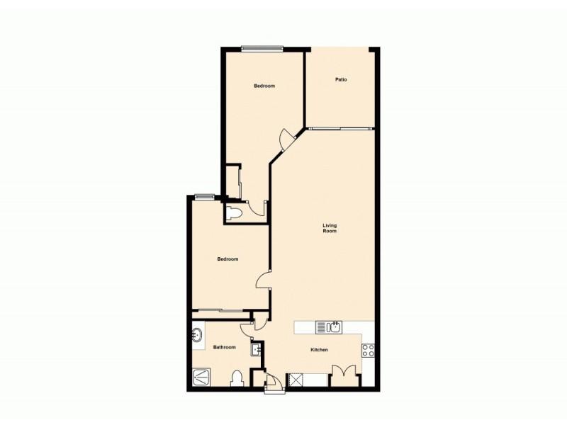 42/881 Kingston Road, Waterford West QLD 4133 Floorplan
