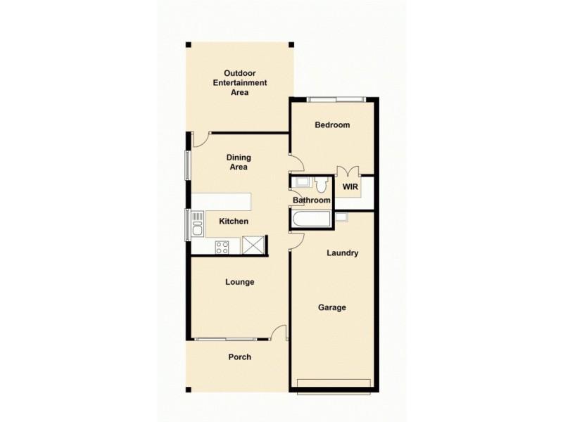 12/9 David Street, Burpengary QLD 4505 Floorplan