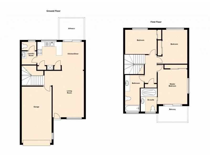 59/11 Penny Street, Algester QLD 4115 Floorplan