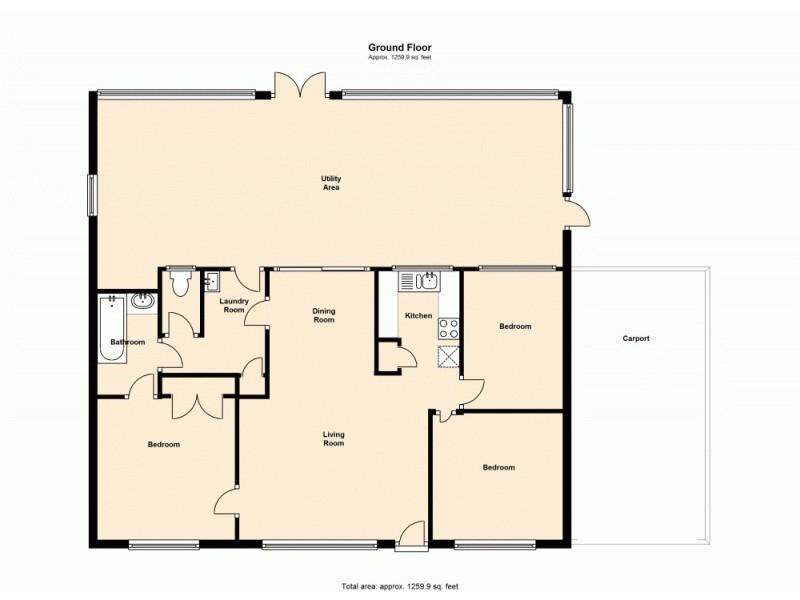 12 Trailwood Court, Eagleby QLD 4207 Floorplan