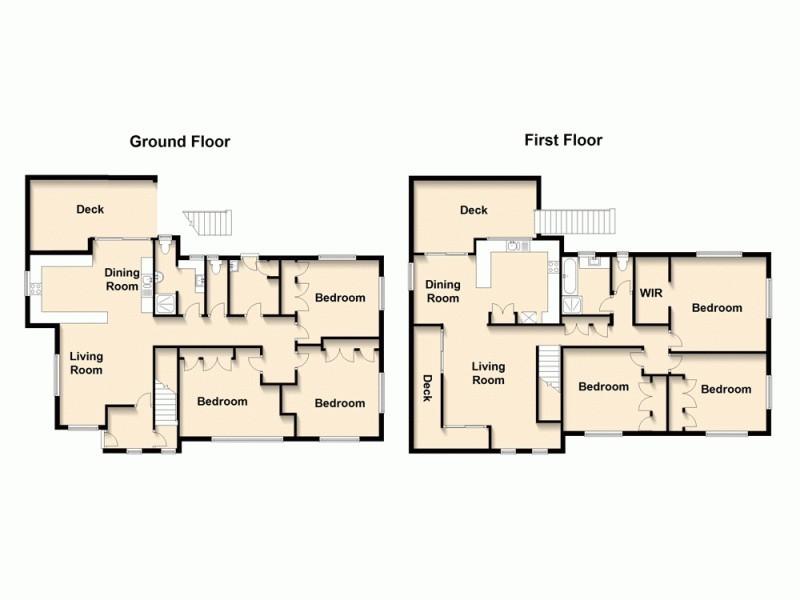 314 Ham Road, Wishart QLD 4122 Floorplan