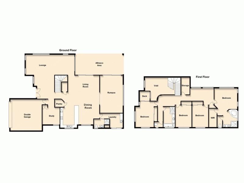 26 Kentwell Place, Wishart QLD 4122 Floorplan