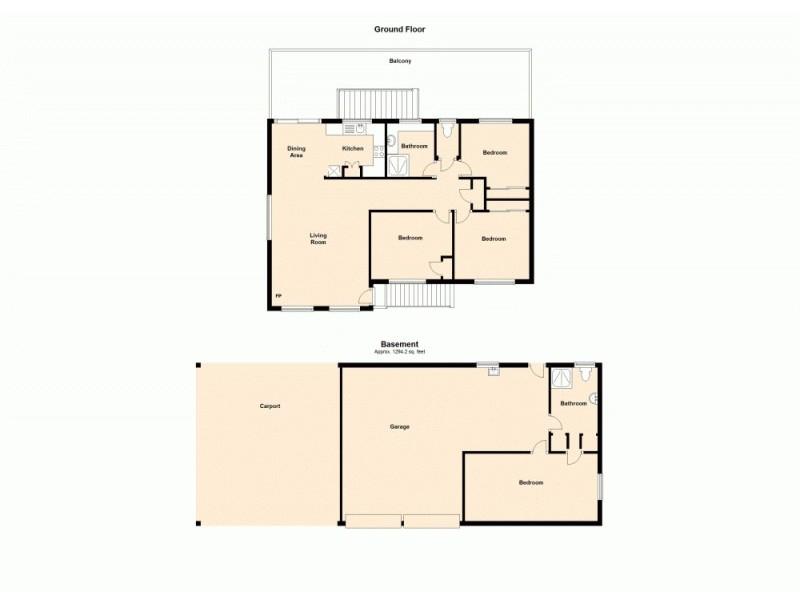 9 Lilac Street, Daisy Hill QLD 4127 Floorplan