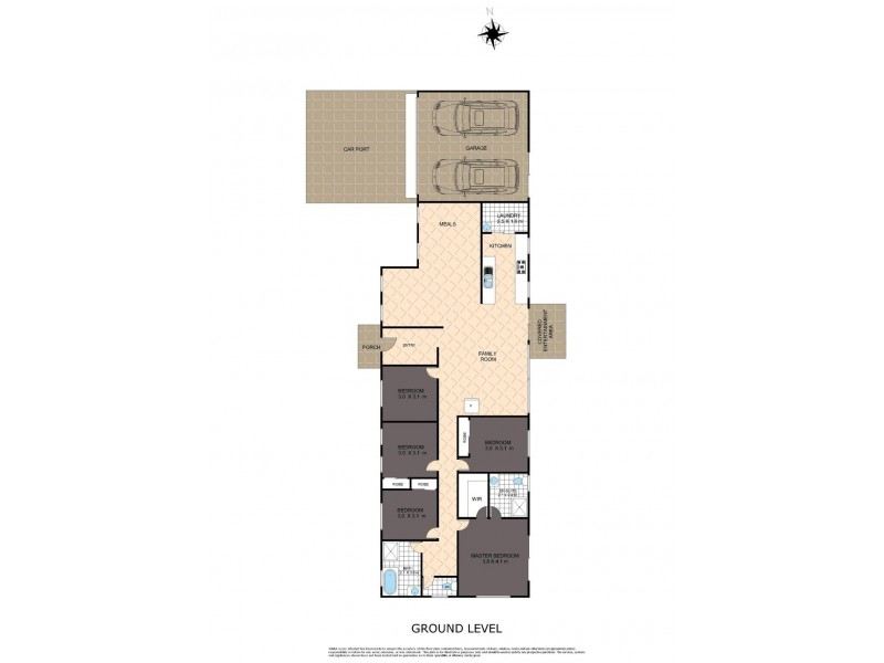 354 Willis Road, Meringandan QLD 4352 Floorplan