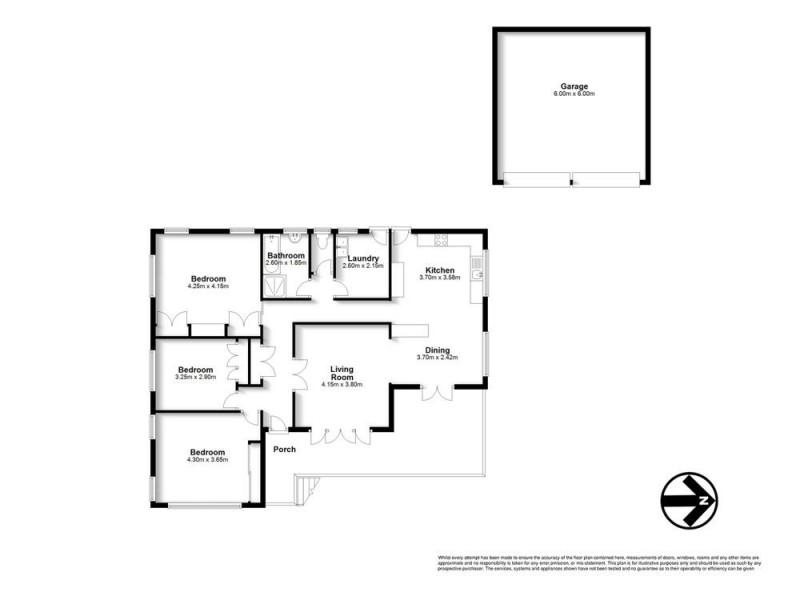 40 Cutbush Road, Everton Park QLD 4053 Floorplan