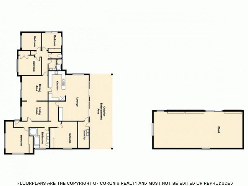 56 Mathew Crescent, Burpengary QLD 4505 Floorplan