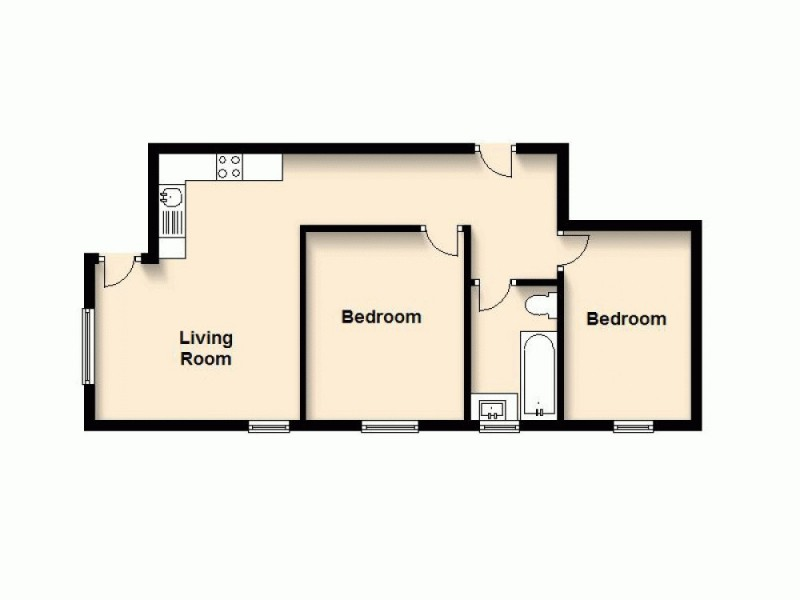 5/26 Somervell Street, Annerley QLD 4103 Floorplan