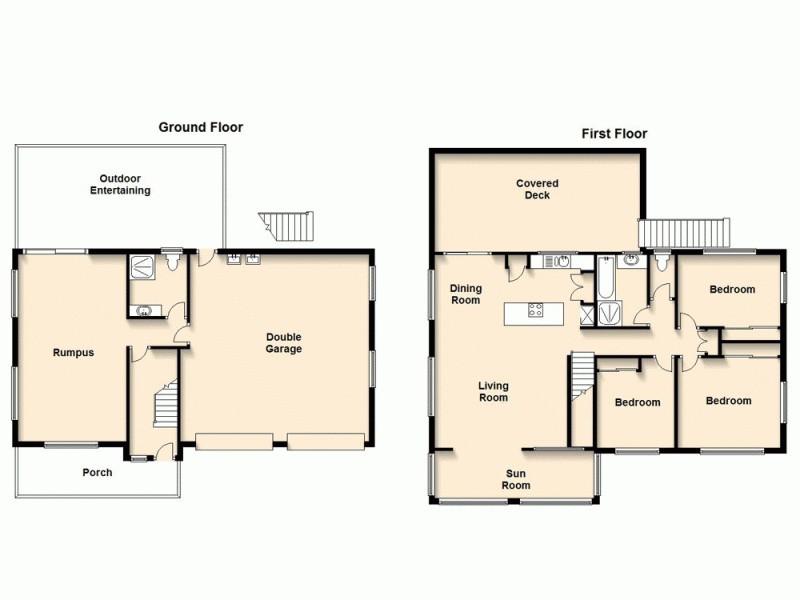 10 Maud Street, Albany Creek QLD 4035 Floorplan