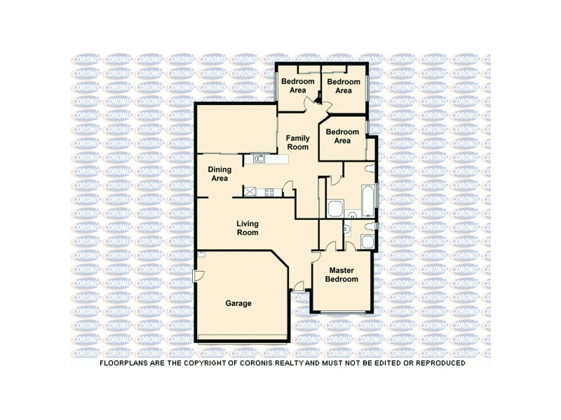 18 Brocket Avenue, Upper Coomera QLD 4209 Floorplan