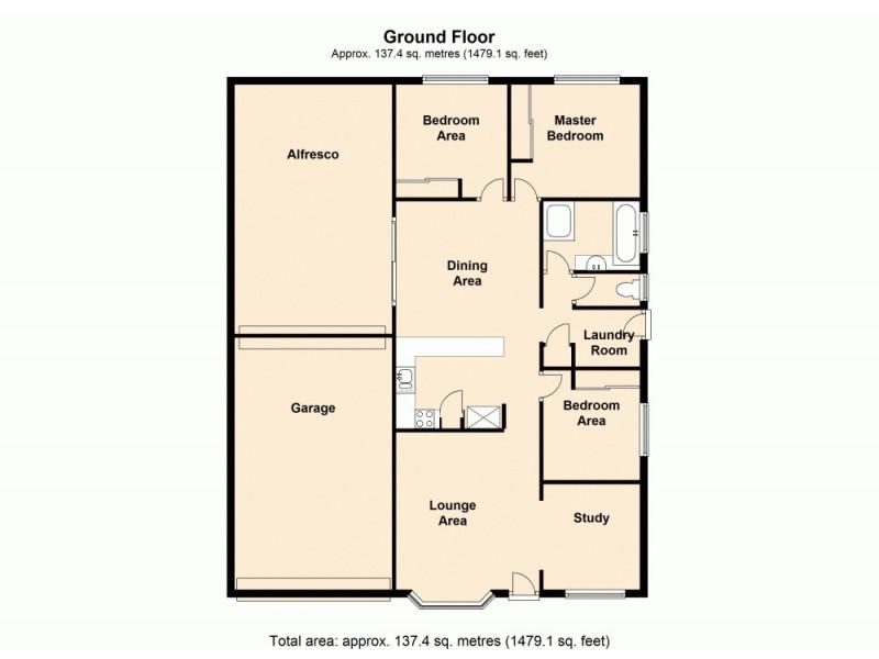 31 Lansdown Road, Waterford West QLD 4133 Floorplan