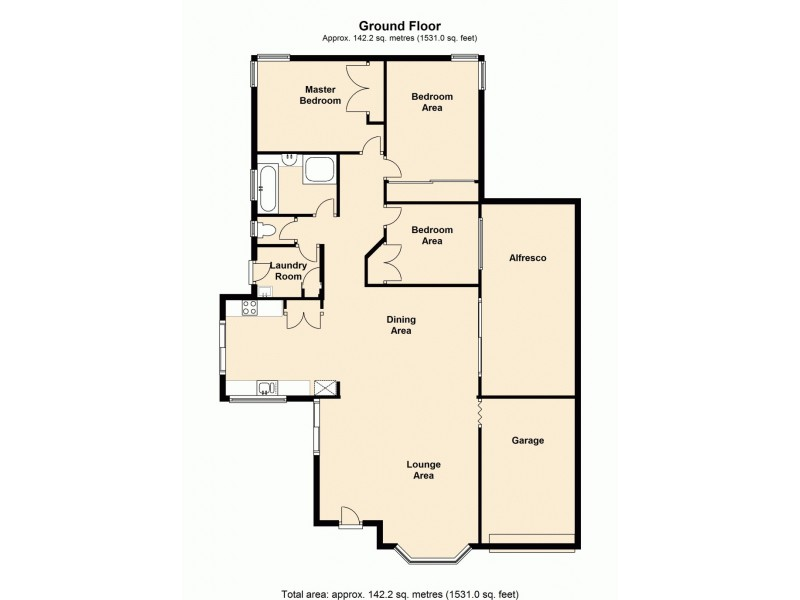 8 Morris Street, Flinders View QLD 4305 Floorplan