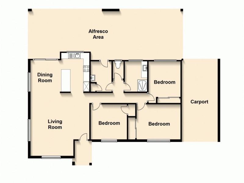 24 Beutel St, Waterford West QLD 4133 Floorplan