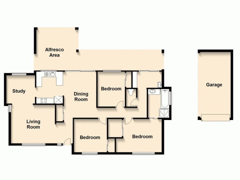 12 Sherwood Crescent, Daisy Hill QLD 4127 Floorplan