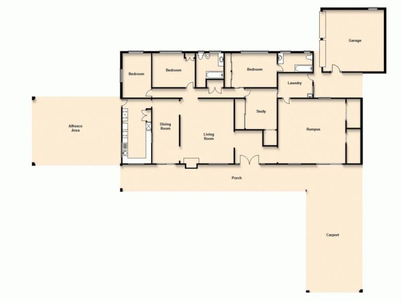 56 Leitchs Road South, Albany Creek QLD 4035 Floorplan