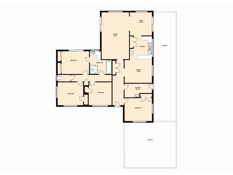 5 Leanne St, Marsden QLD 4132 Floorplan
