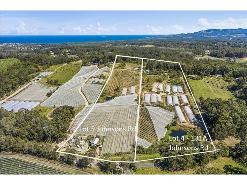 Lot 4/131A Johnsons Road, Sandy Beach NSW 2456