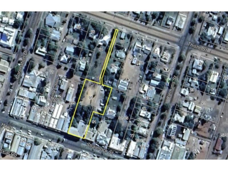 95 Shamrock Street, Blackall QLD 4472