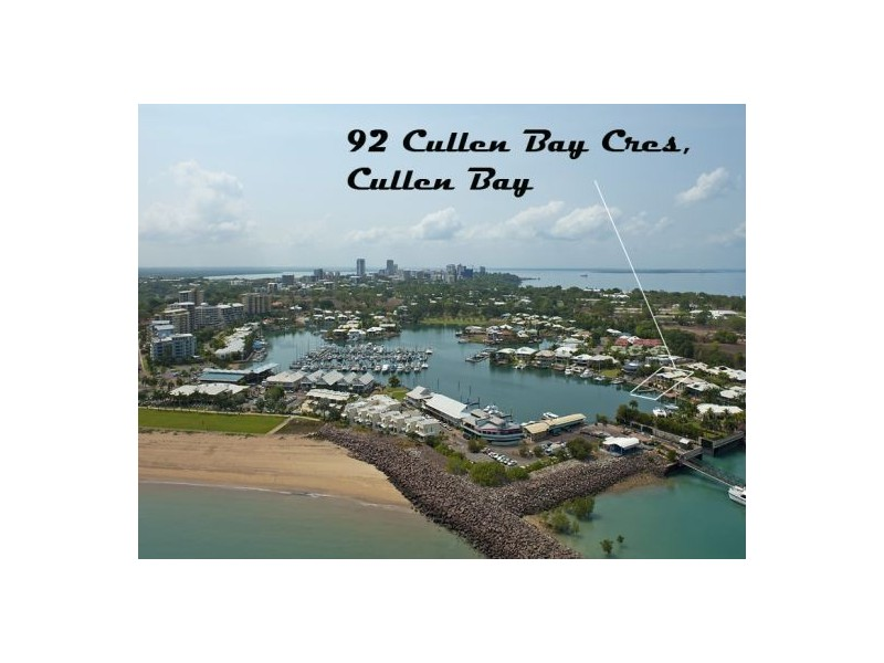 92 Cullen Bay Cres, Cullen Bay NT 0820