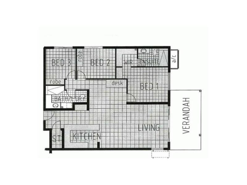 2/3 MANILA PL, Woolner NT 0820 Floorplan