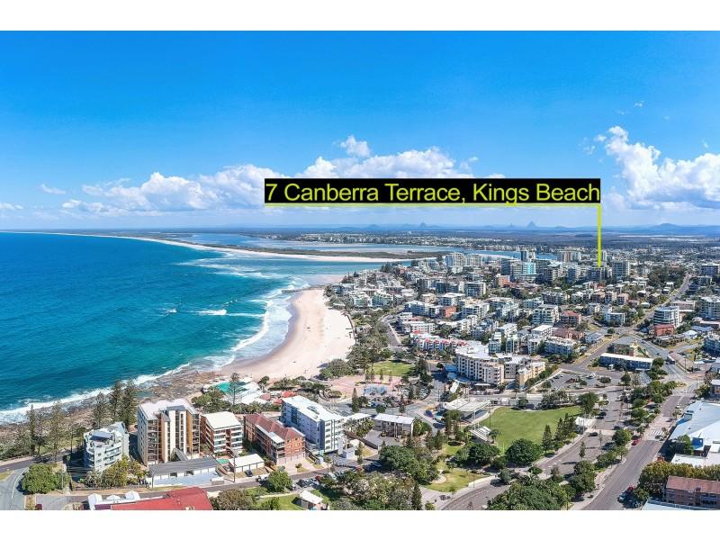 23/7 Canberra Terrace, Kings Beach QLD 4551
