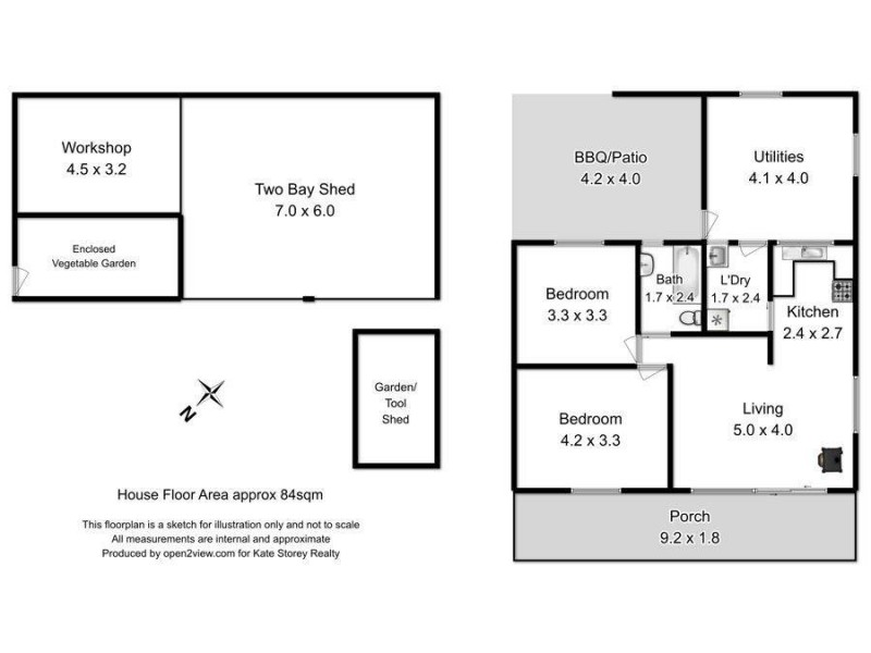 110 Happy Valley Road, Spring Beach TAS 7190 Floorplan