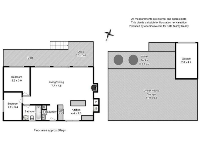 10 Susans Bay Road, Primrose Sands TAS 7173 Floorplan